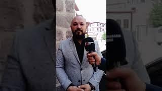 Ankara Esnaf Sanatkârlar odası Başkanı Şükrü Orhan