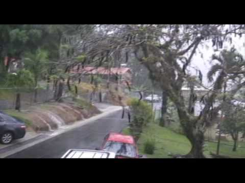 Puerto Rico Video Clips-The Rains in Guavate-Cayey
