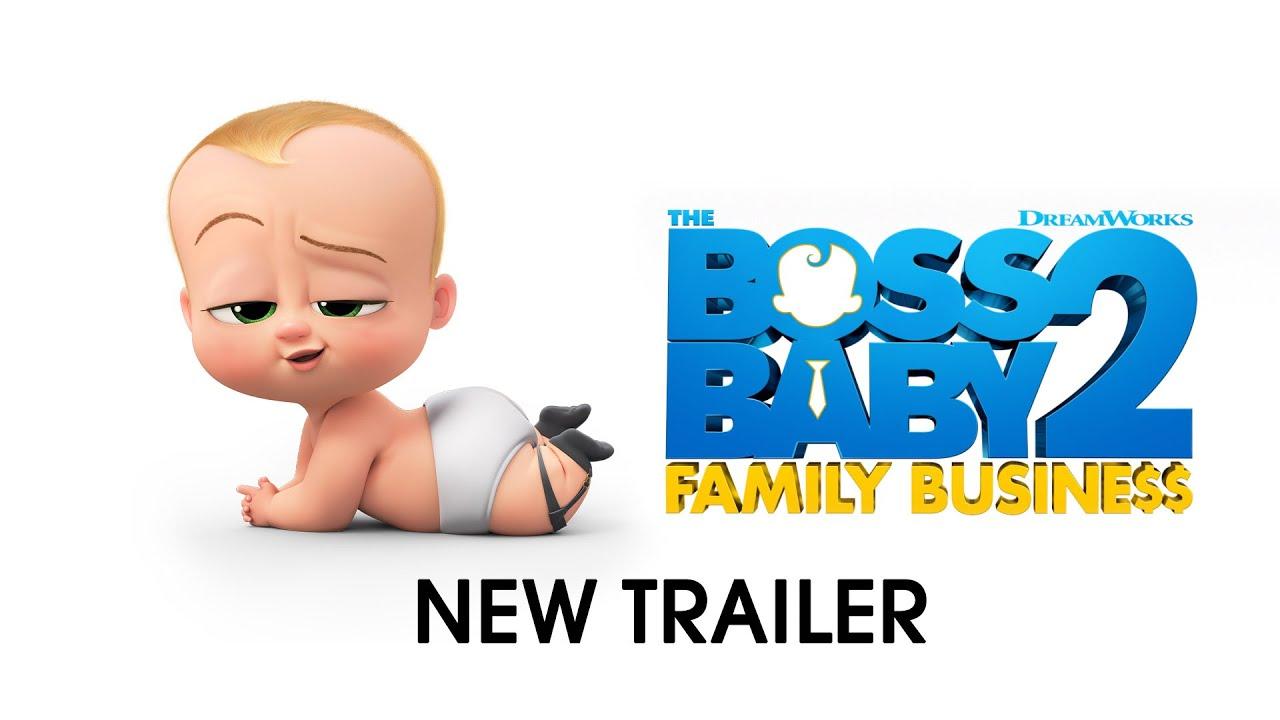The Boss Baby: Family Business Trailer thumbnail