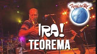 Ira! - Teorema (Legião Urbana Cover) [Ao Vivo no Rock in Rio]