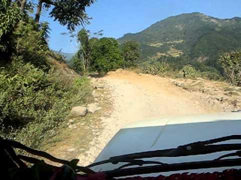 05 Przejazd z Besisahar do Bhulbhule.AVI