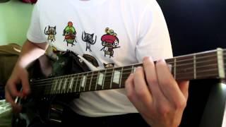 Drowning Pool - Sinner guitar cover
