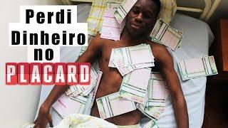 """""""Perdi dinheiro no Placard"""" (D.A.M.A - Não dá)"""