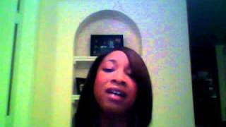 Monica Love All Over Me (COVER)