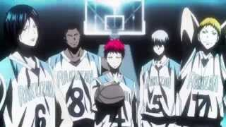 Kuroko no Basket Opening 5 - Punky Funky Love - Granrodeo