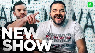 REVEALING COURAGE AND NADESHOT'S BRAND NEW SHOW