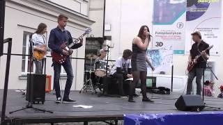 "PurpleSky - ""Nadzieja"" Live at Old Bazar, Posnan"