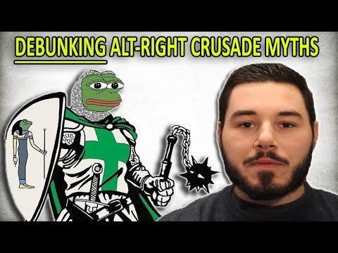 DEBUNKING Alt-Right Myths about the First Crusade