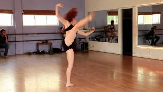 "FAME Dance Solo to ""Try"" (Asher Book) by Mallauri Esquibel"