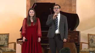 Luiza şi Bogdan Spiridon - Frumos ca seninul [live]