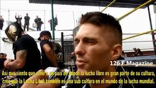 Declaraciones de Zack Sabre Jr. desde Tijuana