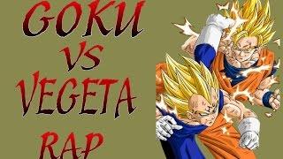 Dragón Ball Z Rap: Vegeta Vs Goku