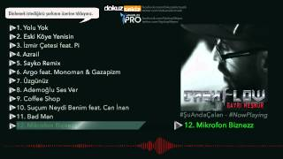 Cashflow - Mikrofon Bizness (Official Audio)