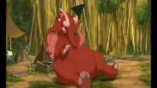Trashin' The Camp - Tarzan