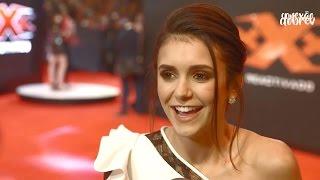 Nina Dobrev fala sobre 'xXx Reativado' em Premiere no México