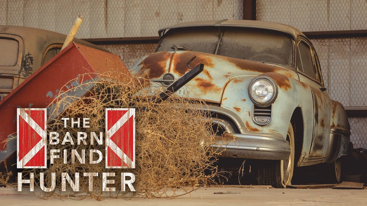 Barn Find Hunter: Oldsmobile heaven in the heart of Texas