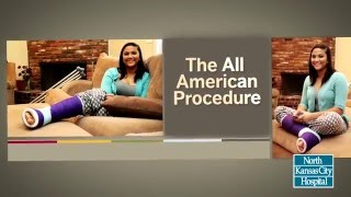 The All American Relieves Painful Flat Feet