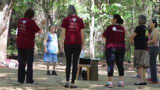 Dança Sênior 3 - Parque Olhos de Água em 15.10.2016