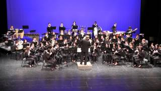 Music from The Incredibles - Wind Ensemble - Bayview Secondary School-2013 Fall Showcase