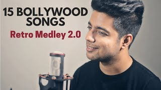 Old Hindi Songs Mashup | Bollywood Retro Medley 2.0 | Siddharth Slathia