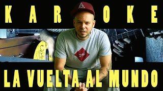 Calle13 - La vuelta al mundo (Instrumental cover)