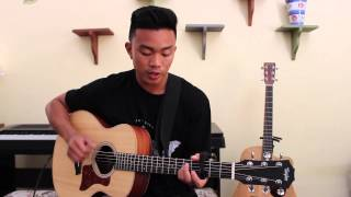 Latch (Acoustic) Cover