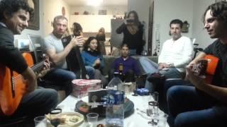 roy and dudi rumba flamenca