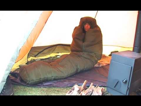 Camping in Comfort (AZBushcraft.com)