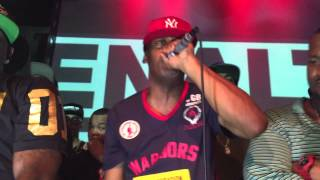 "Capone & Noreaga CNN Album Release Show LIVE at SOB's Part 5 ""Banned from TV"" featuring Nature"