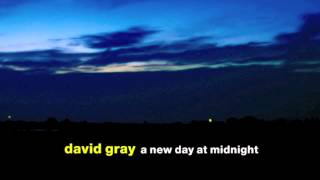 """David Gray - """"December"""""""