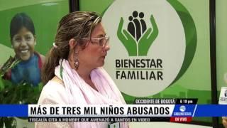 En Colombia se presentan 45 casos de abuso infantil a diario, según el ICBF