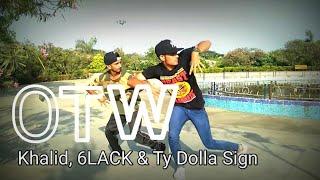 Khalid - OTW (Dance) ft. 6LACK, Ty Dolla $ign / Only V&S / Choreography / Only V&S Dance