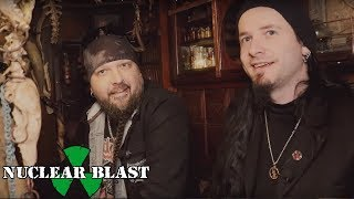 DIMMU BORGIR - Offer Their Recommendations... (OFFICIAL INTERVIEW)