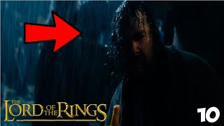 10 Lord Of The Ring Facts You Didn't Know