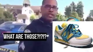 WHAT ARE THOSE?!!! VINE WORTHY SNEAKERS