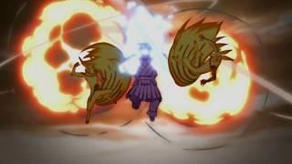 Naruto【AMV】- Courtesy Call (Naruto VS Sasuke Final Battle) [HD]