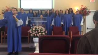 Coral Lancaster Portuguese seventh day Adventist church