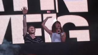 Martin Solveig feat. Dragonette - Hello at Coachella 2012  Weekend 2
