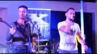 X-MATE - When I see you smile (Bad English cover) live in Seveso 2015