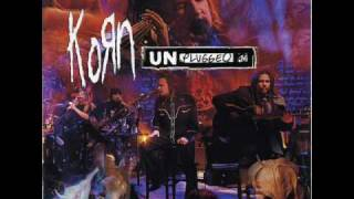Korn-Falling Away From Me Unplugged