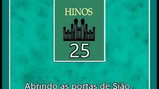 Hino SUD 25 - Bela Sião (Português)