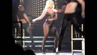 Britney Spears - Do Somethin Live (NEW COSTUME) Feb. 28 2015