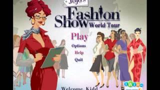 Jojo's Fashion Show Music - London