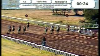 Hipódromo La Punta - (10-06-2018) Carrera 05