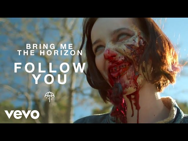"Video de ""Follow You"" de Bring me the horizon"