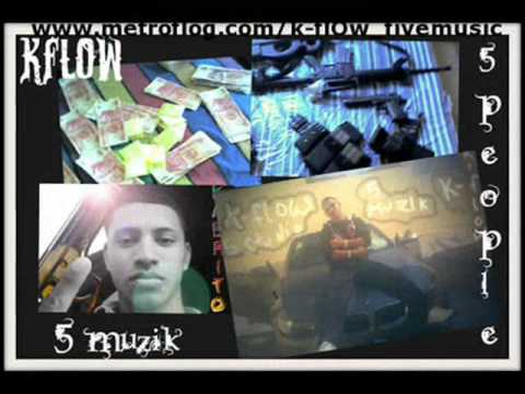 Sikarios De Papel de K Flow Letra y Video