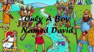 Only A Boy Named David  (With Lyrics)