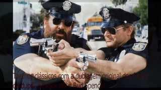 Trechos dos Filmes da dupla Terence Hill e Bud Spencer dublagem original