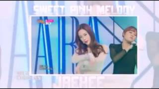 「 JIKANGSON 」 큐피드 - KARA CUPID - Collab | بنات يغنون كوري