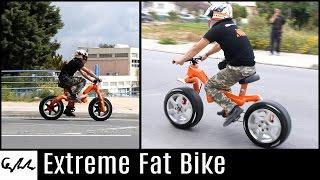 Make it Extreme's Fat Bike width=